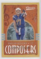 Philip Rivers #/99