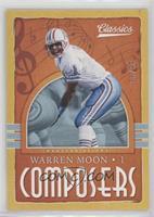 Warren Moon #/99