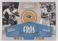 Ray Lewis, Terrell Suggs