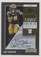Rookie Ticket Autograph - Jake Kumerow #/99