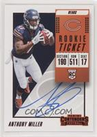 Rookie Ticket RPS Variation - Anthony Miller