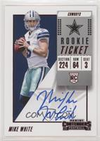 Rookie Ticket RPS - Mike White