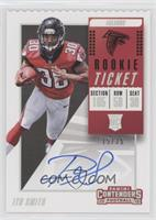 Rookie Ticket RPS - Ito Smith #/25