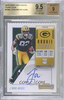 Rookie Ticket RPS - J'Mon Moore [BGS 9.5 GEM MINT] #/82