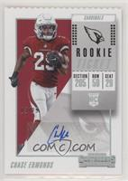 Rookie Ticket - Chase Edmonds #/29