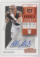 Rookie Ticket/Rookie Ticket Variation - Sam Hubbard #/94