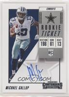 Rookie Ticket RPS - Michael Gallup
