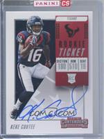 Rookie Ticket RPS - Keke Coutee [Uncirculated]