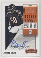 Rookie Ticket/Rookie Ticket Variation - Roquan Smith