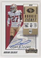 Rookie Ticket/Rookie Ticket Variation - Adrian Colbert