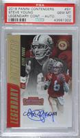 Steve Young /10 [PSA 10 GEM MT]