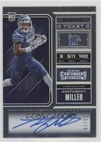 RPS College Ticket Variation B - Anthony Miller /25