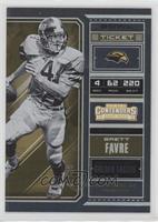 Season Ticket - Brett Favre /99