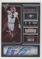 College Ticket - Roquan Smith #/99
