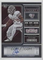 College Ticket - Chase Edmonds /99
