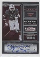 College Ticket - Tremaine Edmunds /99