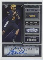 College Ticket - Logan Woodside /99