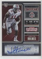 College Ticket - Jalyn Holmes /99