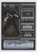 College Ticket - Duke Ejiofor /99