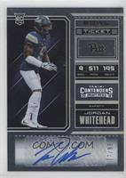 College Ticket - Jordan Whitehead /99
