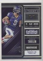 Season Ticket - Adam Thielen /99