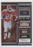 Season Ticket - Emmitt Smith #/99