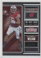 Season Ticket - Russell Wilson /99