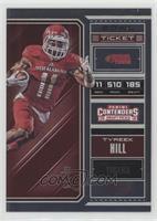 Season Ticket - Tyreek Hill /99