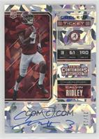RPS College Ticket - Calvin Ridley /23