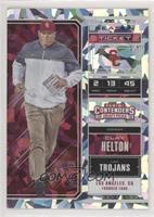 Season Ticket - Clay Helton /23