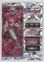 Season Ticket - Michael Thomas #/23