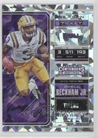 Season Ticket - Odell Beckham Jr. /23