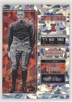 Season Ticket - Red Grange #/23
