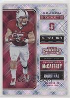 Season Ticket - Christian McCaffrey /49