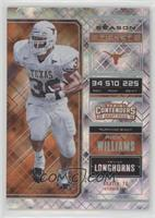 Season Ticket - Ricky Williams /49