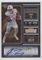 College Ticket Variation - John Kelly /15
