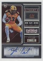 College Ticket - Tyler Conklin /15
