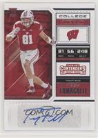 College Ticket - Troy Fumagalli