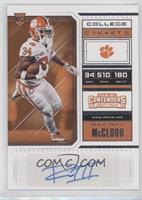 College Ticket - Ray-Ray McCloud