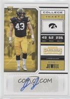 College Ticket - Josey Jewell