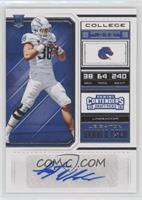 College Ticket - Leighton Vander Esch