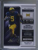 Season Ticket - Jabrill Peppers