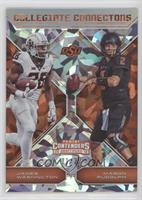 James Washington, Mason Rudolph #/23