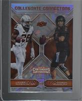 James Washington, Mason Rudolph [Mint or Better] #/23