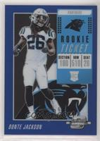 Rookie Ticket - Donte Jackson #/99
