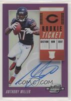 Rookie Ticket RPS Autographs - Anthony Miller [EX to NM] #/99