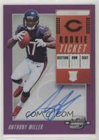 Rookie Ticket RPS Autographs - Anthony Miller #/99