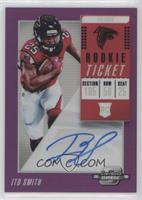 Rookie Ticket RPS Autographs - Ito Smith #/99