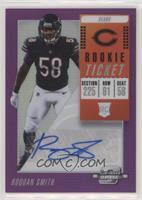 Rookie Ticket Autographs - Roquan Smith #/99