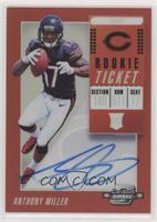 Rookie Ticket RPS Autographs - Anthony Miller [Noted] #/199